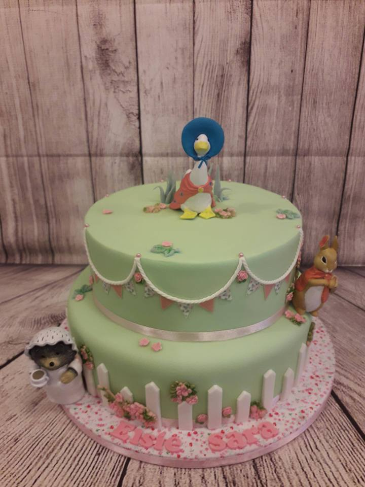 The Cake Forge Salisbury Wiltshire celebration style cake image