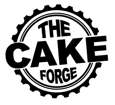 The Cake Forge Salisbury Wiltshire Logo